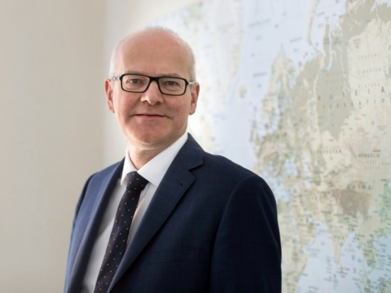 A short report of Dick den Hertog's talk on 'Analytics for a Better World'