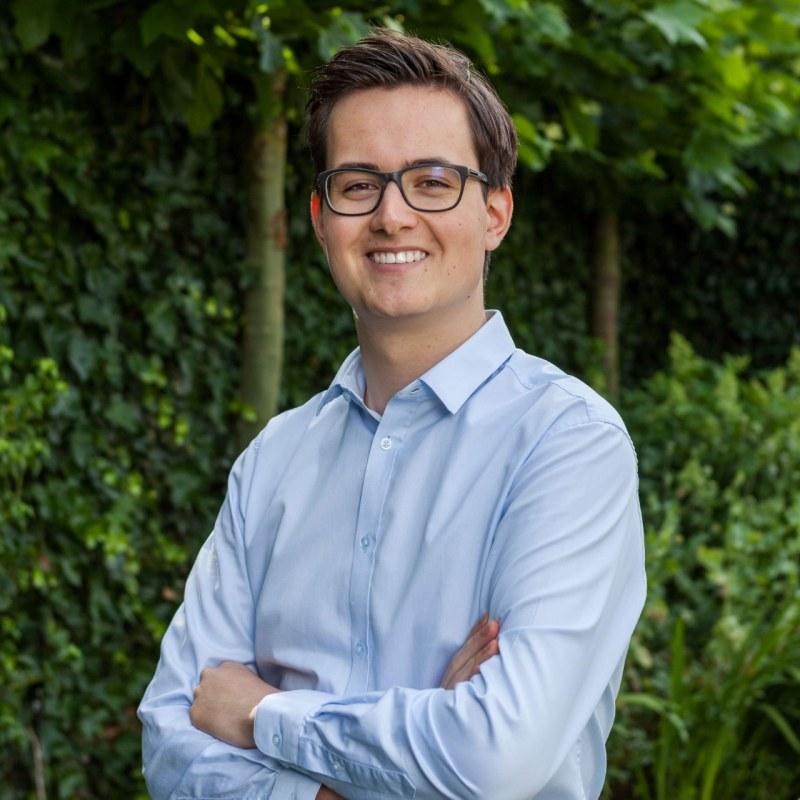 Research Master student Ruben Eschauzier presented at ESWC 2021