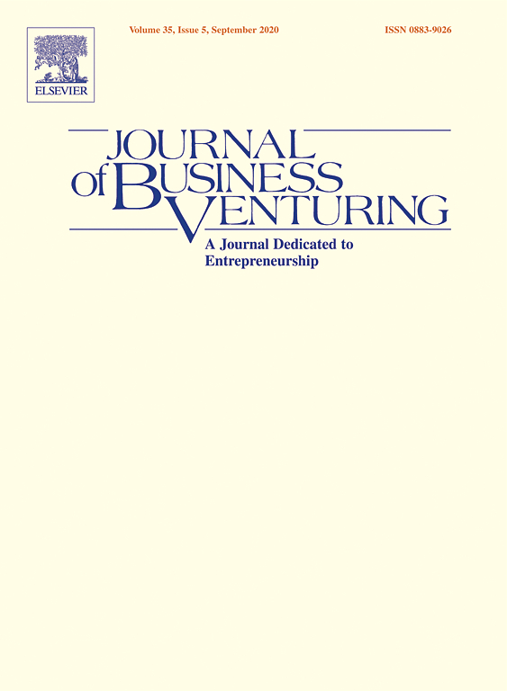 Social Capital of entrepreneurs and small firm performance: A meta-analysis of temporal and contextual contingencies